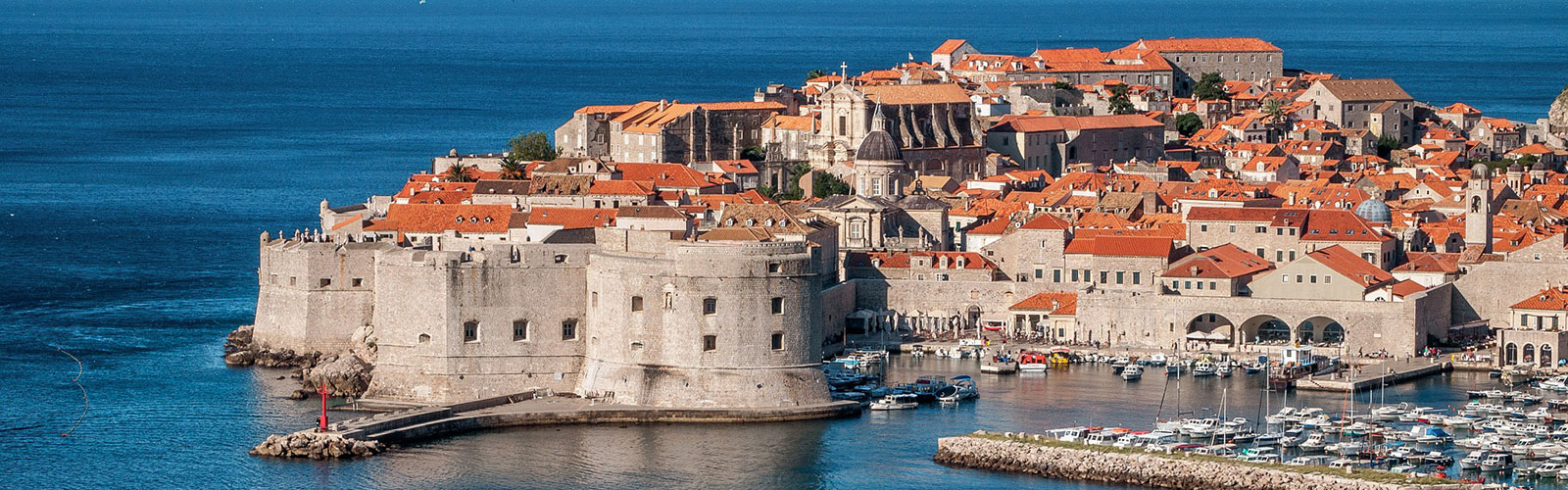Dubrovnik: The city that was built on the rock, under the flag of freedom and with respect for science